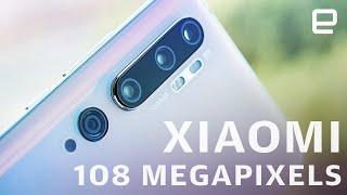 The Xiaomi Mi CC9 Pro has a 108-megapixel camera