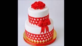 Свадебные торты. Мои работы