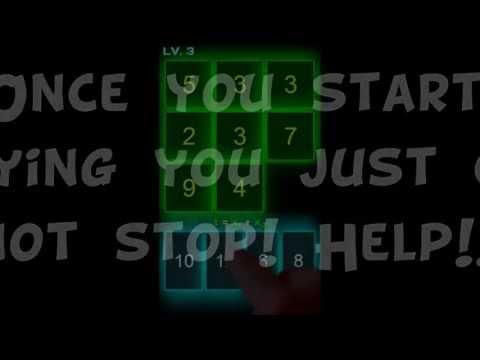 Video of SmashGrid Free - Game x Brain