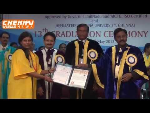 Easwari Engineering College video cover1