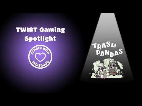 Spotlight: Trash Pandas - Gameplay