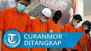 Bermodal Senjata Tajam, Komplotan Curanmor di Jakarta Selatan Ini Tak Segan Lukai Korbannya