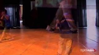 preview picture of video 'Bakstage saggio 2014 Academy Dance Rovigo'