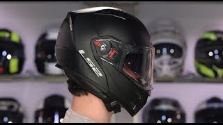 LS2 Metro Helmet Review at RevZilla.com