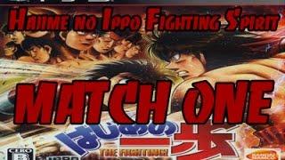 Hajime No Ippo: Fighting Spirit!- Match One!