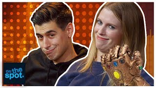 On The Spot: Ep. 143 - Thanos Goes to a Drake Concert | Rooster Teeth