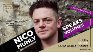 NICO MUHLY SPEAKS VOLUMES TRAILER