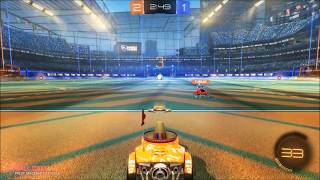 Rocket League ranked play(How to be carried)