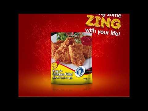 Freshly Foods Zing-O!