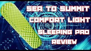 Sea To Summit Comfort Light Insulated Sleeping Pad Review