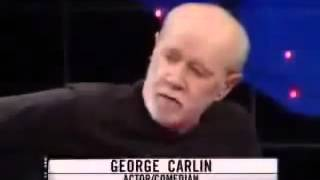 George Carlin the illusion of freedom   YouTube