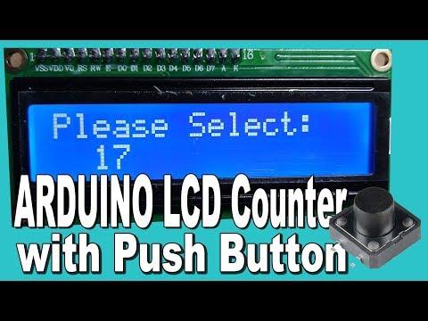 Arduino Menu tutorial - OLED Display + Encoder + switch