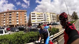 Ironman Angolano - 142 km bicicleta