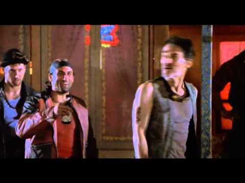 Jean Claude Van Damme Inferno 1999 film scene