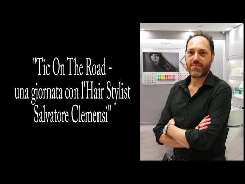 Preview video Bova Marina - intervista con l´Hair Stylist Salvatore Clemensi