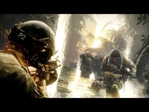 Welcome To The Jungle, Medal Of Honor: Warfighter Multiplayer