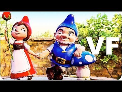 SHERLOCK GNOMES Bande Annonce VF (2018)