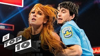 WWE's most-watched videos of 2019: WWE Top 10, Jan. 1, 2020