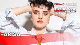 Arisa   Mi Sento Bene @ Festival Show 2019 Chioggia