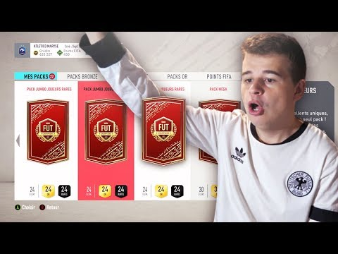 On ouvre mes récompenses FUT CHAMPIONS ! - FIFA 20