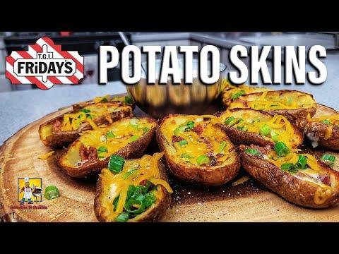 TGIF Potato Skins   Copycat Recipe
