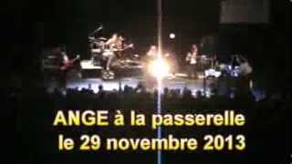 ANGE Ces gens-là - Passerelle de Florange le 5/2/2010- Aragondange novembre 2013