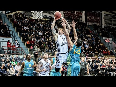 Avtodor vs Astana Highlights Feb 25, 2017