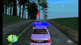 Flint County Sheriff Pursuit - GTA SA (SAPD:FR)