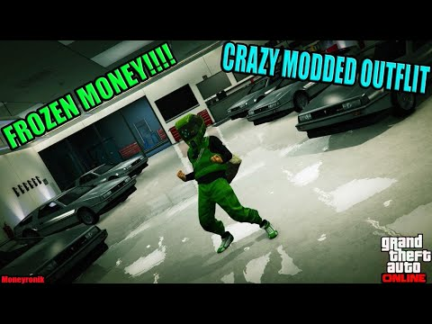 Gta5  Puting  Modded Outflits & Money on Friend Acc (SAVE WIZARD )