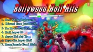 Bollywood Holi Hits, Best Holi Songs Of Hindi Films Edited Full Audio Songs Juke Box   YouTube