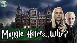 The Real Reason Why The Malfoys Hated Muggles And Muggleborns