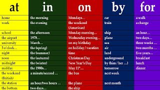 KEY TO ENGLISH PREPOSITIONS IN ENGLISH GRAMMAR.  LESSONS FOR BEGINNERS AND INTERMEDIATE LEVEL   Kholo.pk