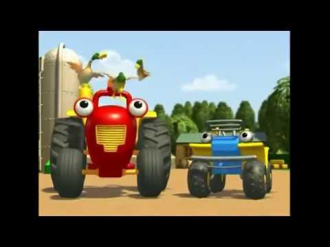 Traktor Tom - Kompilacija 1 (Hrvatski)