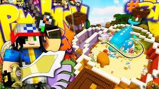 IL NUOVO MINIGAME DI PESCA COI POKEMON - Minecraft ITA - PIXELMON GX #31