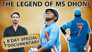 MS DHONI DOCUMENTARY: Mahi - India's Pride And A Champion | Real Life Story| MANOJ DIMRI