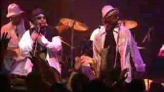 Backyard Band @ 930 Club for Chuck Browns Bday in 2001