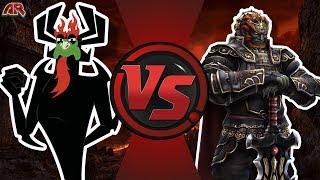 AKU vs GANON! (Samurai Jack VS The Legend of Zelda) CFC EP 198
