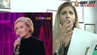 Vocal Coach |explains  Polina Gagarina《《布谷鸟  Кукушка 《歌手2019》 Singer // Преподаватель вокала