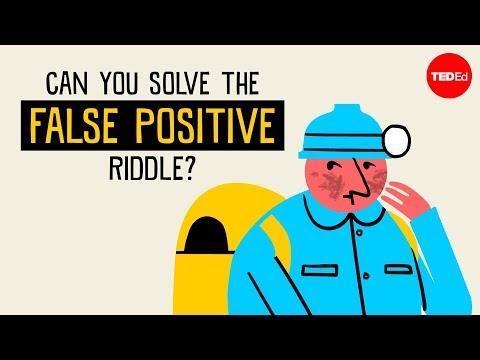 Can you solve the false positive riddle? – Alex Gendler