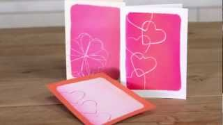 How To Make Homemade Valentines Day Cards