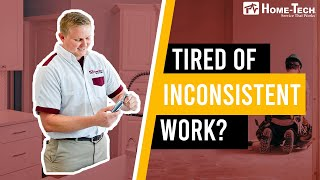 Tired of Inconsistent Work?