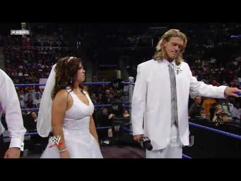 Triple H Ruins Vickie/Edge Wedding (2/2)