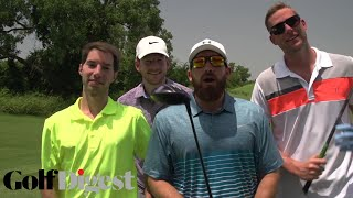 Dude Perfect Shows Us How to Play 'Wolf' Golf Game | Golf Digest