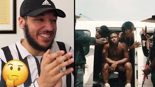 AMERICAN REACTS TO BURNA BOY   DANGOTE (Music Video) | African Rap Reaction