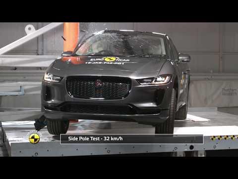 NCAP: Jaguar I-PACE