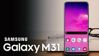 Samsung Galaxy M31 - Insane Battery!