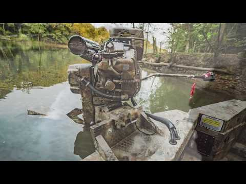 Excel 1860 Shallow Water Pro Hull video