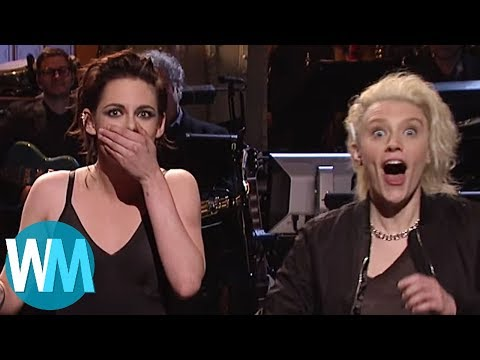 Top 10 Celebs Who Have Accidentally Dropped the F-bomb on SNL