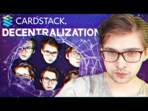 ДЕЦЕНТРАЛИЗОВАННЫЕ ПРИЛОЖЕНИЯ? / ICO Cardstack