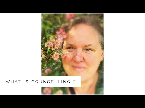 """Jolene Payne - """"what is counselling"""""""
